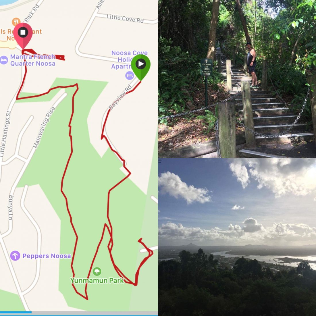 Noosa Stairs Personal Training